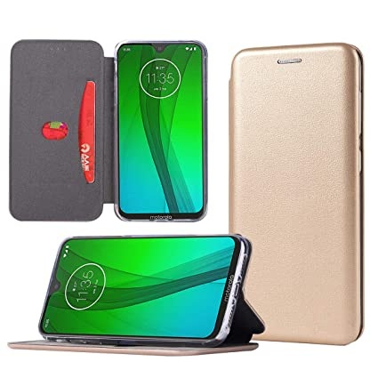 Amazon com: T-Mobile Revvlry+ Plus Case,Moto G7 Plus Case,PU
