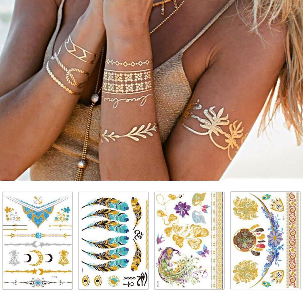 Tatuajes temporales adhesivas Tattoo, Tattoo klebetattoos Tatuajes ...