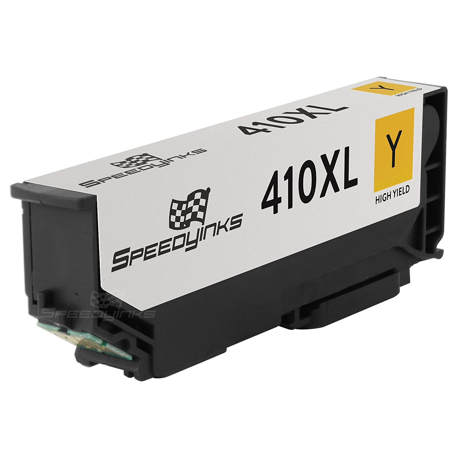 Speedy Inks Remanufactured Ink Cartridge Replacement for Epson T410XL420 ( Yellow , 1-Pack )