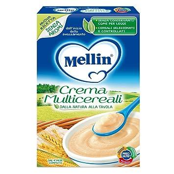 Mellin Crema Multicereali 200g