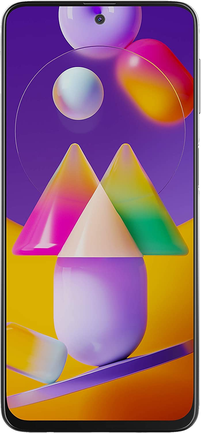 Samsung Galaxy M31s (Mirage Black, 6GB RAM, 128GB Storage)