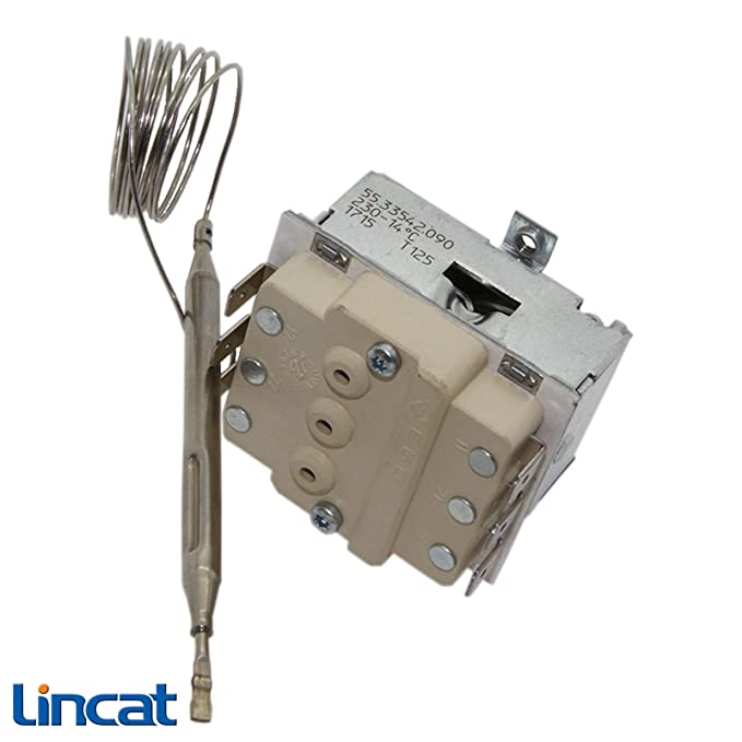 LINCAT FRYER SAFETY CUT OUT THERMOSTAT LSF LDF LDF2 POST FEB 1997 PRE 27027060