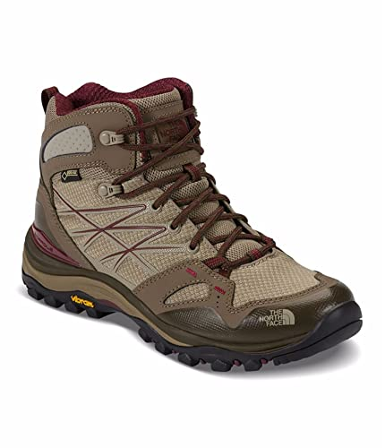 The North Face Men's Hedgehog Fastpack Mid Gore-Tex Hiking Boot Dune Beige /Deep