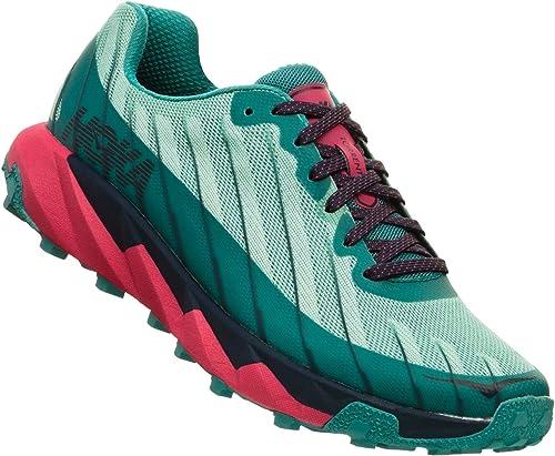 Hoka One - Zapatillas para Correr en Montaña para Mujer Canton/Dress Blues: Amazon.es: Zapatos y complementos
