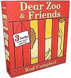 Dear Zoo & Friends: Dear Zoo; Farm Animals; Dinosaurs