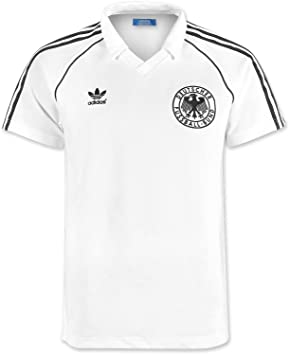 xs Adidas Germany Size Shirt Retro T Whiteblack Amazon Originals TrxA0q6T