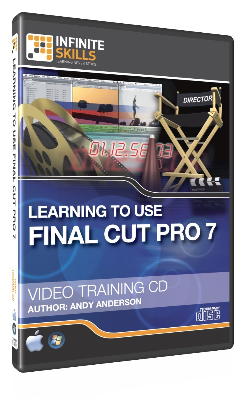 Amazon com: Learning Final Cut Pro 7 Training Video