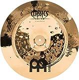 "Meinl 16"" China Cymbal - Classics Custom Extreme Metal - Made in Germany, 2-YEAR WARRANTY (CC16EMCH-B)"