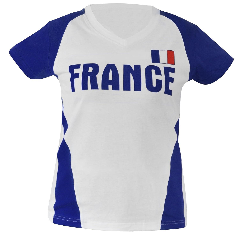 SPORTTEAM Sport Équipe Manches Courtes T-Shirt FR Taille Universelle Bleu FR Fabricant : Taille Unique SULO3|#SULOV Rulyt_FVTRIPA-FR1-U