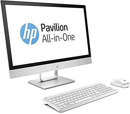 HP Pavilion 24 Desktop 1TB SSD Win 10 PRO (Intel Core i5-8400T Processor
