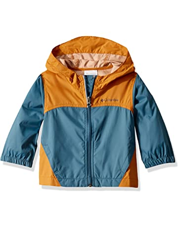 Columbia The Big Puffer Jacket Junior/'s Yellow