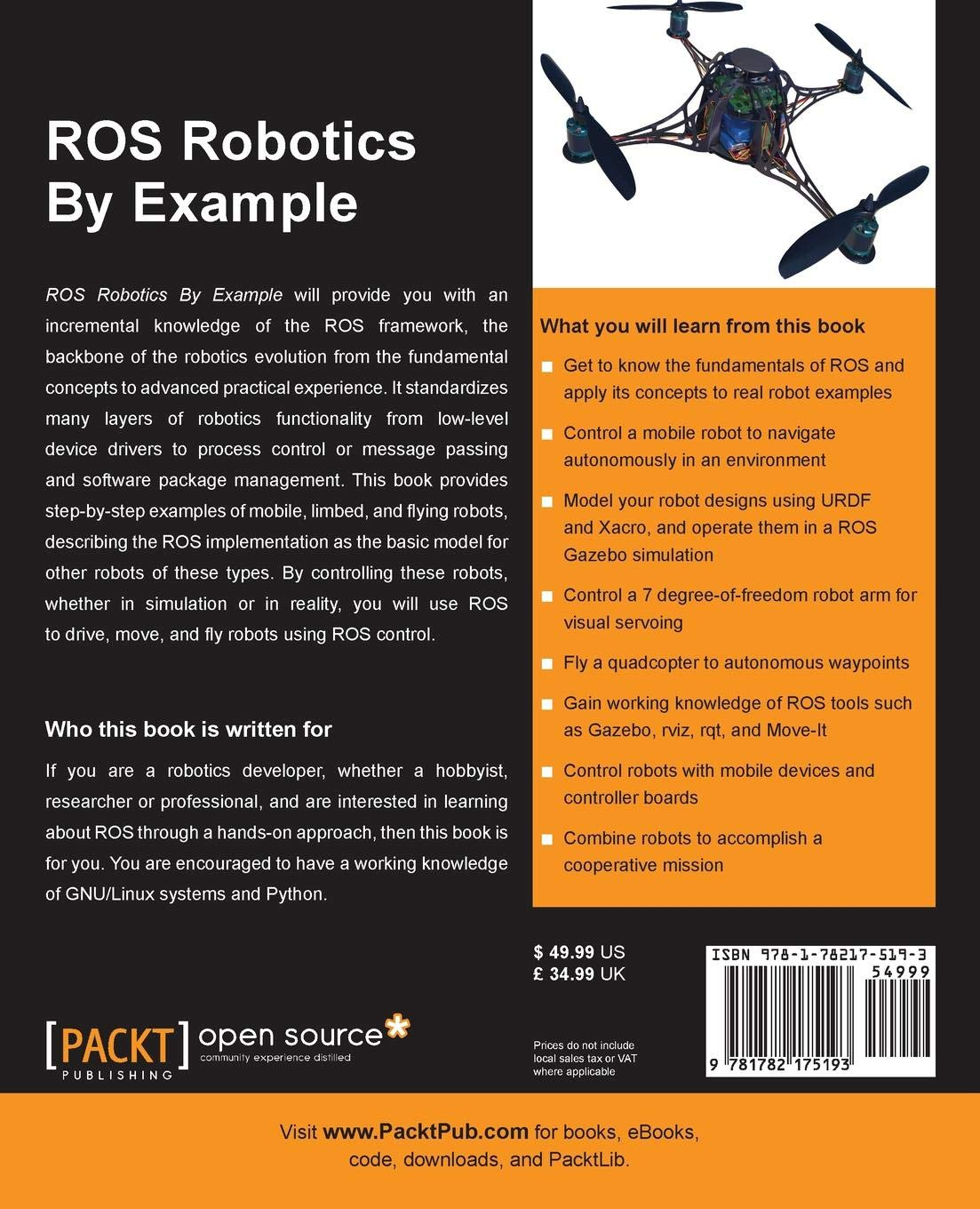 ROS MOVEIT ROBOTIC ARM - Trying to view states and control