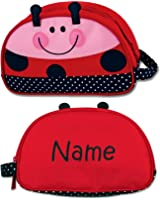 Personalized Stephen Joseph Ladybug Carry-All Bag with Embroidered Name