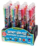 Raymond Geddes Scent-Sibles 6-Color Pens with