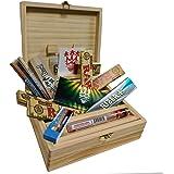 Rolling Supreme Grande boîte en bois de tailleT3–Coffret cadeau par smo-king