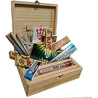 Rolling Supreme – Grande boîte à rouler en pin massif de taille T3–Coffret cadeau par Smo-king