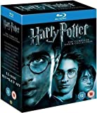 New Harry Potter COMPLETE 8-Film Collection BLU RAY 11-DISC Box Set Complete Years by Unbranded