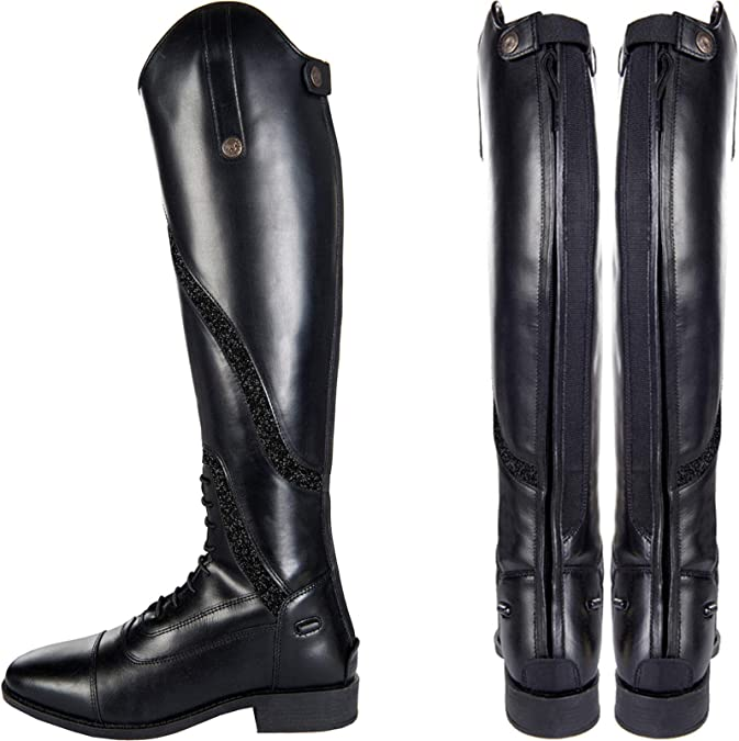 HKM Womens Riding Boots Basic Standard
