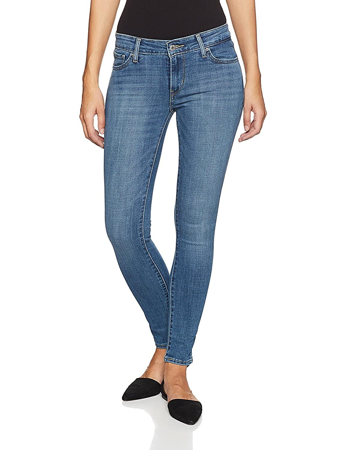 6cba0ea0 Levi's Women's 711 Skinny Jeans at Amazon Women's Jeans store