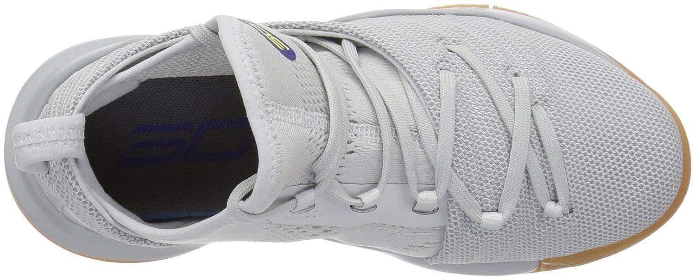 Elemental 105 2.5 //Overcast Gray Under Armour Boys Pre School Curry 5 Basketball Shoe