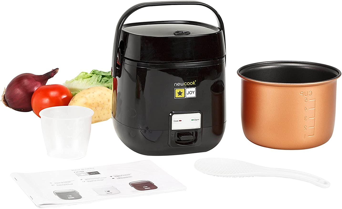 NEWCOOK Robot De Cocina NL7273 Joy: Amazon.es
