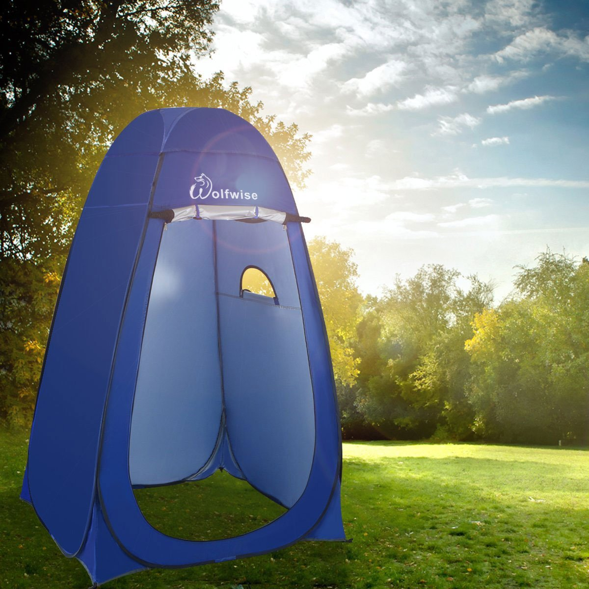 Best pop up shower tent