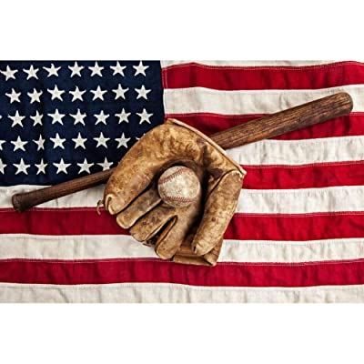 5D Diamond Painting Kits for Adults, Kids. Room Decoration, Home, Office, Gift for Her Him Military American Flag and Baseball 15.7x11.8Inch: Arts, Crafts & Sewing