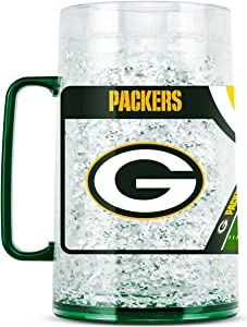 Duck House NFL Unisex Crystal Freezer Monster Mugs