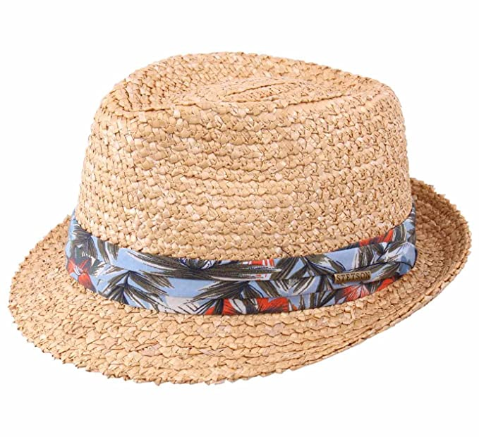Stetson - Sombrero Trilby Hombre Trilby Vintage Wheat  Amazon.es  Ropa y  accesorios 81084ab70ca