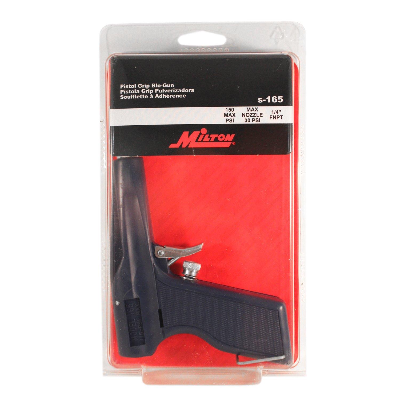 Milton S-165 Deluxe Pistol Grip Blo Gun