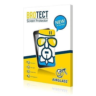 BROTECT AirGlass Premium Protector de Pantalla para Garmin Forerunner 735XT, Protector Cristal Vidrio, Anti-Huellas