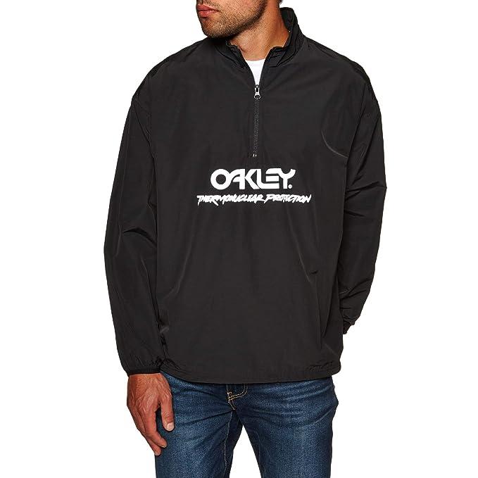 Oakley - Chaqueta - para Hombre Negro Blackout Small