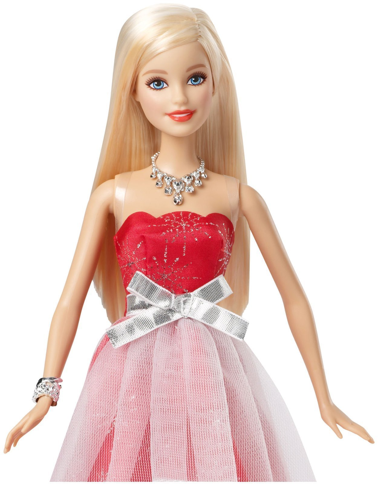 Barbie 2015 Holiday Sparkle Doll