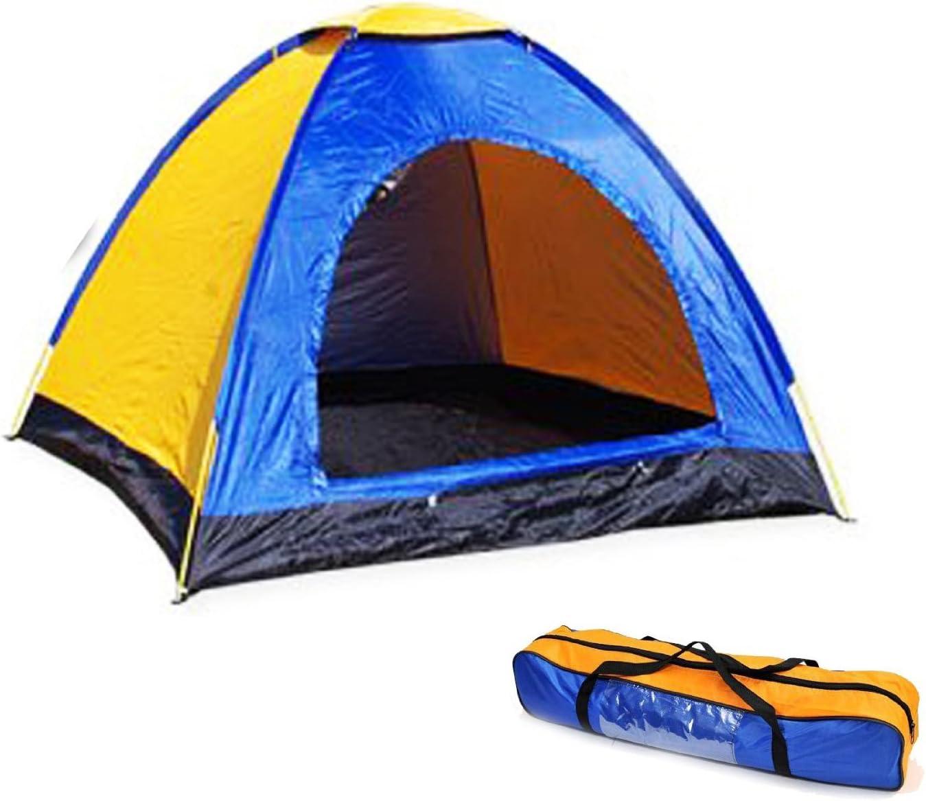 Kana ortopédica tienda de campaña iglú para 6 personas para camping, mar, Viajes, playa, 220 x 250 x 150 cm: Amazon.es: Deportes y aire libre