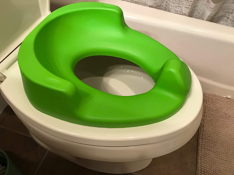 Amazon.com: mamafrog suave asiento de entrenamiento   Estilo ...