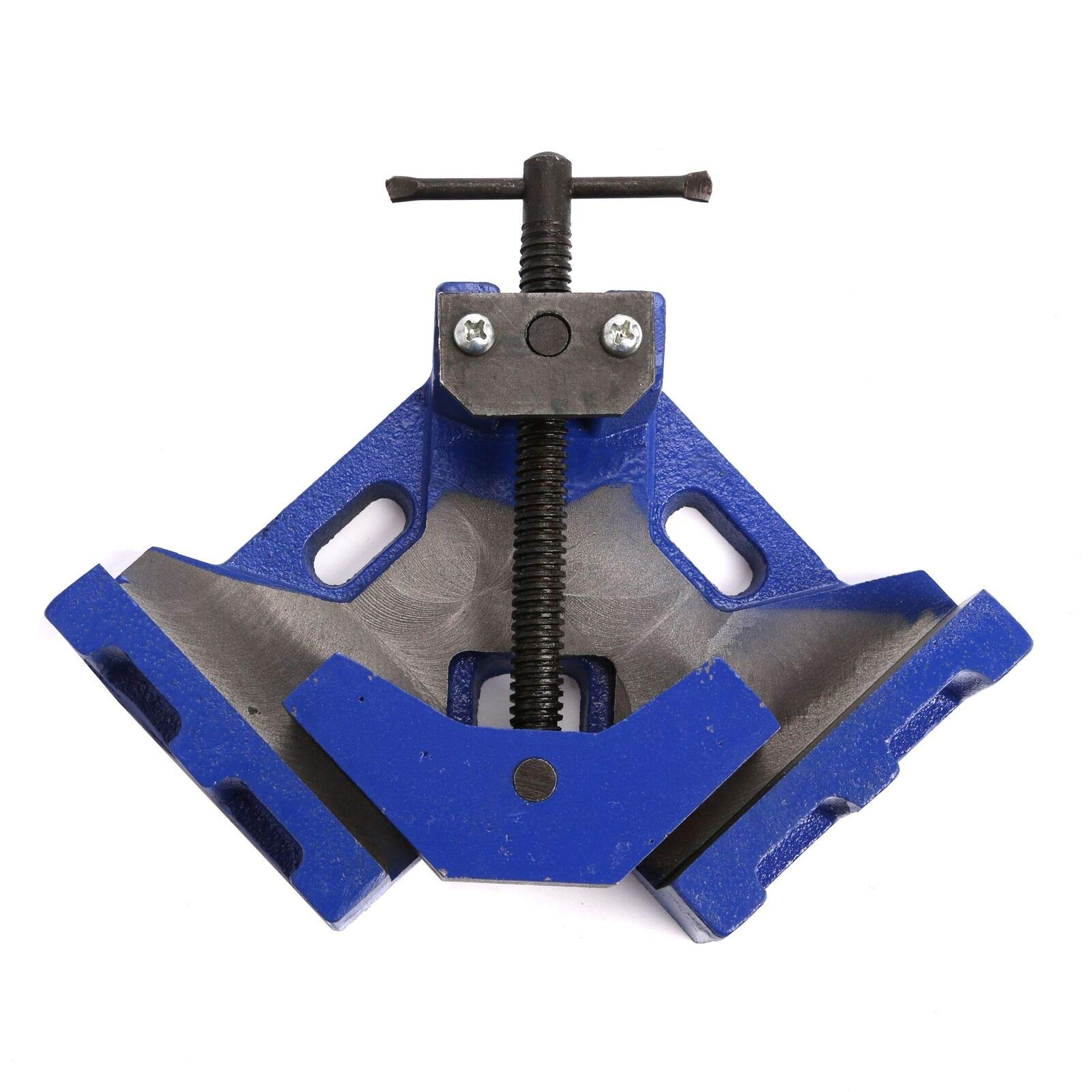 4'' Jaw Welder Welding Molding Angle Corner Clamp Bench Vise 90 Degree US SHIP