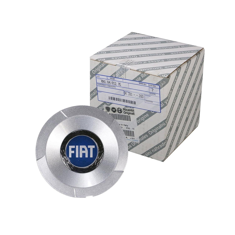 Original Fiat Buje Tapa Fiat Stilo aluminio Llanta 17 pulgadas 46811728: Amazon.es: Coche y moto