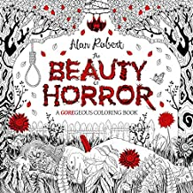The Beauty of Horror 1: A Goregeous Coloring Book