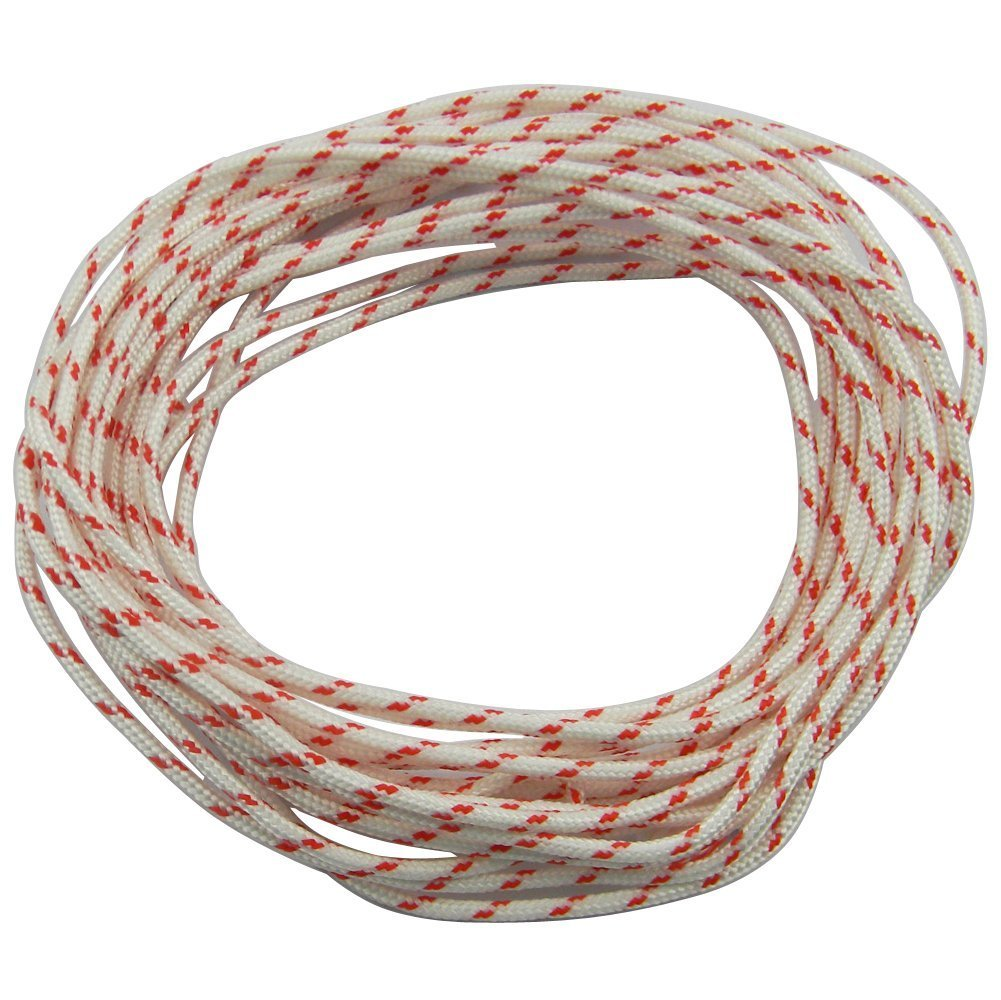 Qiankun10PC 3 0MM STARTER ROPE PULL CORD FOR STIHL MS170 MS230 MS250 (1m/pc)