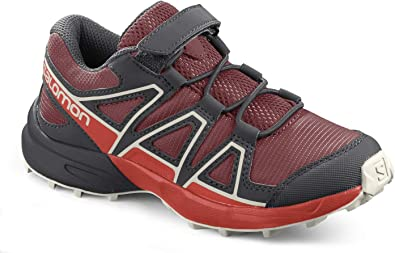 Salomon Speedcross Bungee K, Zapatillas de Trail Running para Niños: Amazon.es: Zapatos y complementos