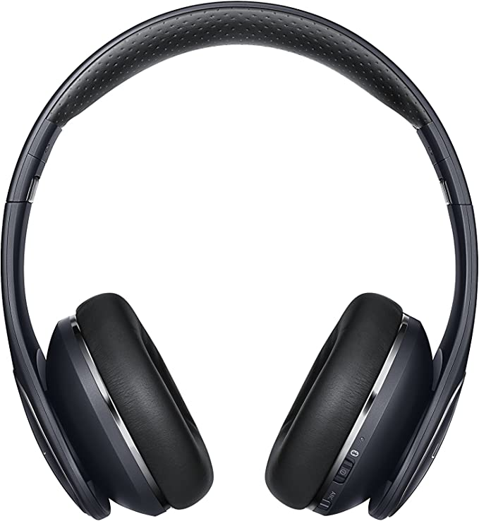 Amazon Com Samsung Level On Pro Wireless Noise Cancelling Headphones With Microphone And Uhq Audio Black