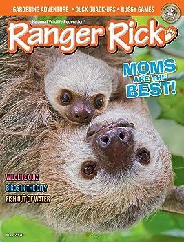 1-Year Ranger Rick Magazine Subscription