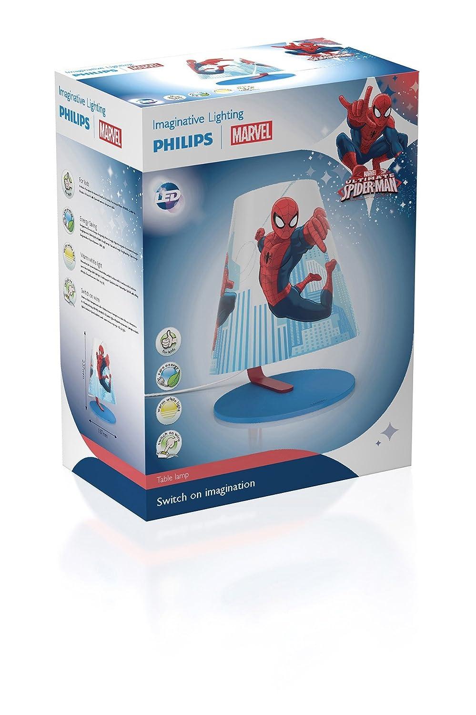 10 W x Marvel LED Philips de Table Spider 1 Man Lampe rdBWoeCx
