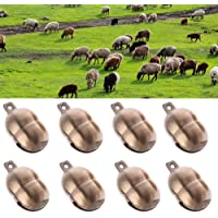 Grazing Bell Cow Horse Sheep Cattle Anti-Lost Loud Bell For Farm Animals,A,M
