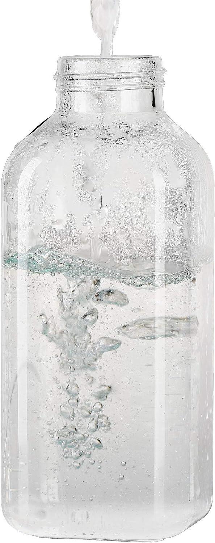 SQME-CCX3-ICE colore: Blu ghiaccio SQUIREME 500 ml Borraccia in vetro