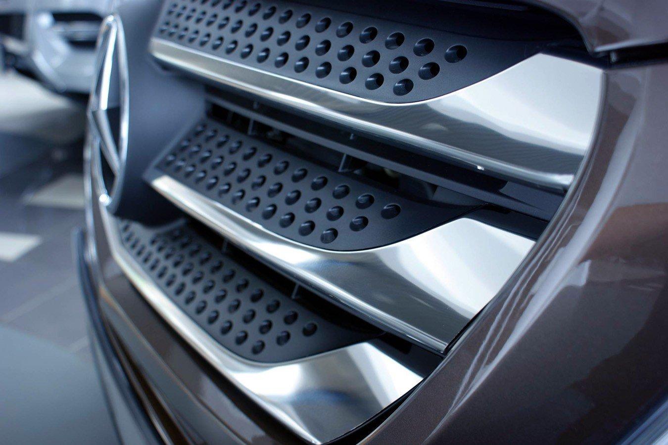 Tuning-Art 3308 Edelstahl Auto Grill Leisten Set 3D Passform fahrzeugspezifisch