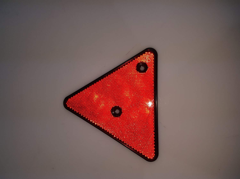 Berger /& Schr/öter 20221 150 x 135 x 9 mm Catadiottro Triangolare