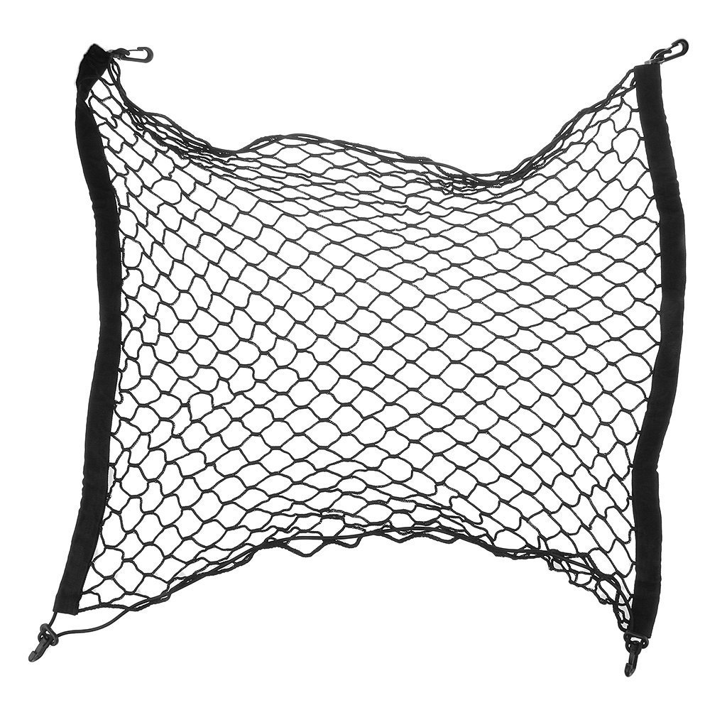Universal Car Trunk Rear Cargo Organizer Storage Elastic Mesh Net Holder Unbekannt