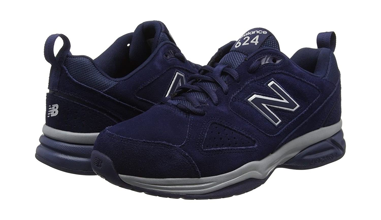New New New Balance Herren 624 Hallenschuhe Blau (Pigment Nv4) 44 EU 477fbc