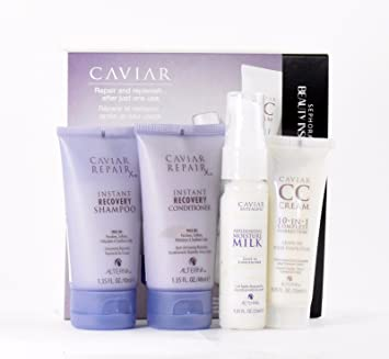 Alterna Caviar Repair Instant Recovery 4Pc Set Sephora Beauty Insider